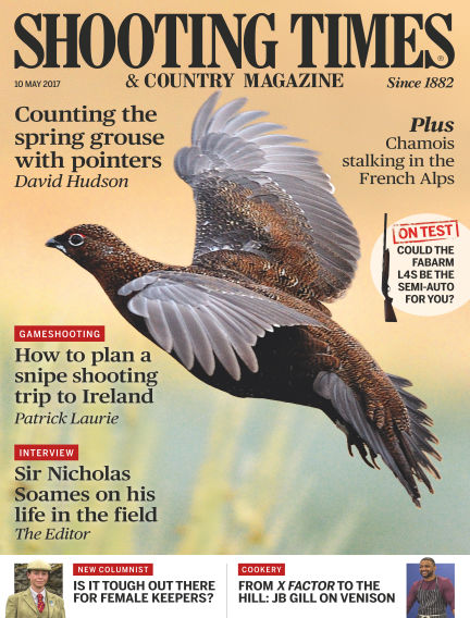 Shooting Times & Country Magazine May 11, 2017 00:00