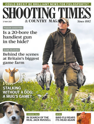 Shooting Times & Country Magazine 17th May 2017