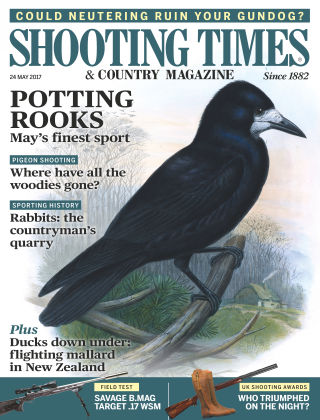 Shooting Times & Country Magazine 24th May 2017