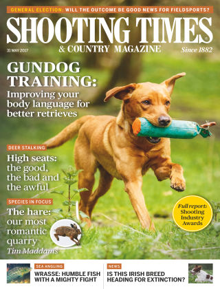 Shooting Times & Country Magazine 31st May 2017