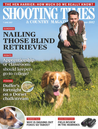 Shooting Times & Country Magazine 7th June 2017