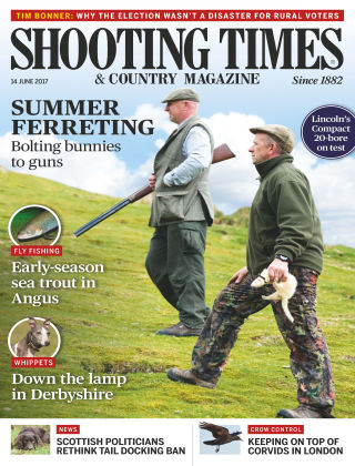 Shooting Times & Country Magazine 14th June 2017