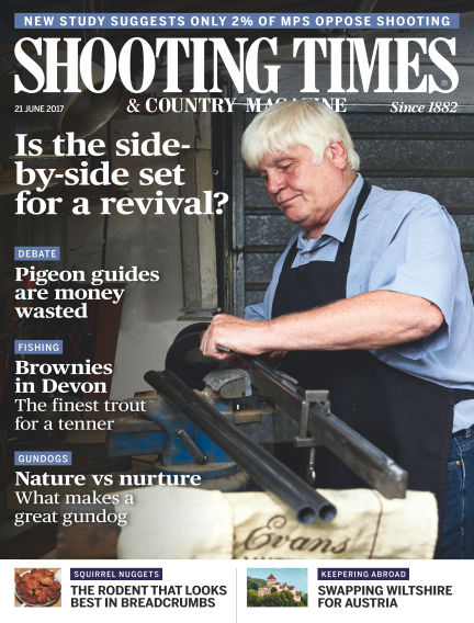 Shooting Times & Country Magazine June 21, 2017 00:00