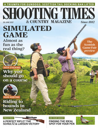 Shooting Times & Country Magazine 28th June 2017