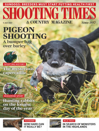 Shooting Times & Country Magazine 5th July 2017