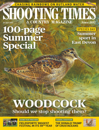 Shooting Times & Country Magazine 19th July 2017