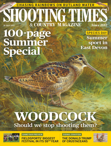 Shooting Times & Country Magazine July 19, 2017 00:00