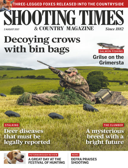 Shooting Times & Country Magazine August 02, 2017 00:00