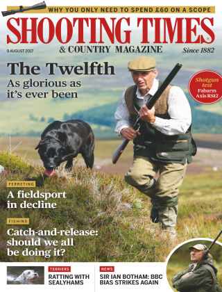 Shooting Times & Country Magazine 9th August 2017