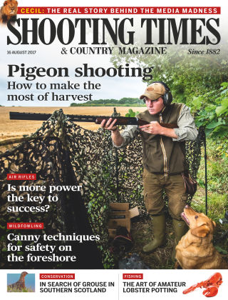 Shooting Times & Country Magazine 16th August 2017