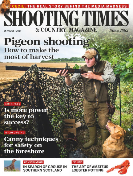 Shooting Times & Country Magazine August 16, 2017 00:00