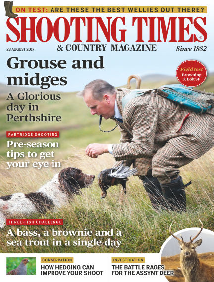 Shooting Times & Country Magazine August 23, 2017 00:00