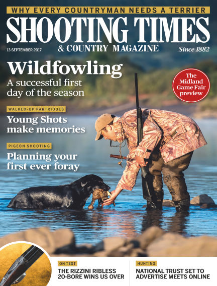 Shooting Times & Country Magazine September 13, 2017 00:00