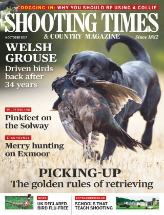 Shooting Times & Country Magazine 4th October 2017