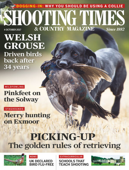 Shooting Times & Country Magazine October 04, 2017 00:00