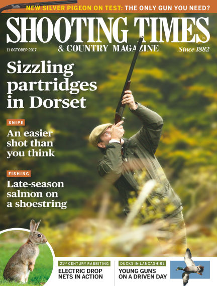 Shooting Times & Country Magazine October 11, 2017 00:00
