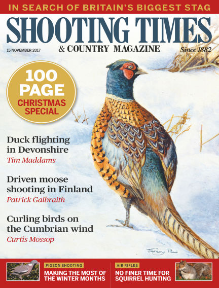 Shooting Times & Country Magazine November 16, 2017 00:00