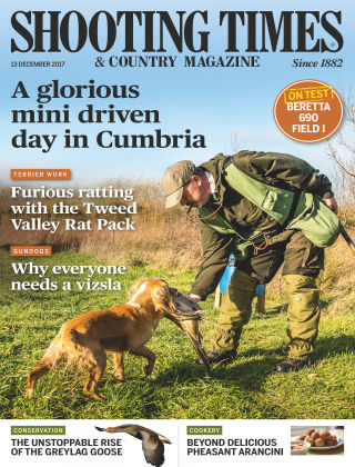 Shooting Times & Country Magazine 13th December 2017