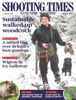 Shooting Times & Country Magazine 17th January 2018