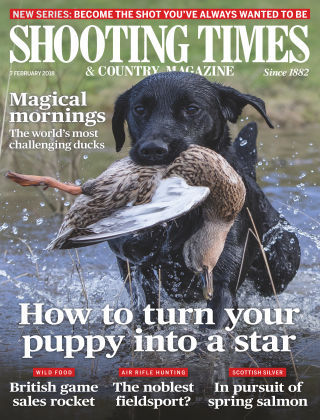 Shooting Times & Country Magazine 7th February 2018