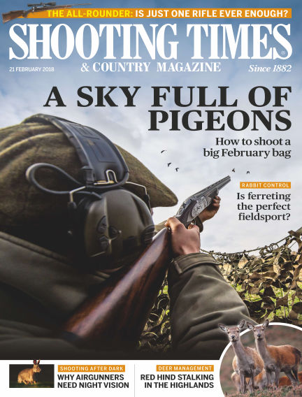 Shooting Times & Country Magazine February 21, 2018 00:00