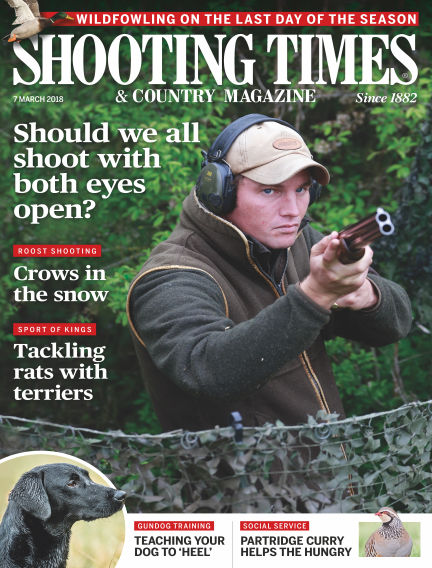 Shooting Times & Country Magazine March 08, 2018 00:00