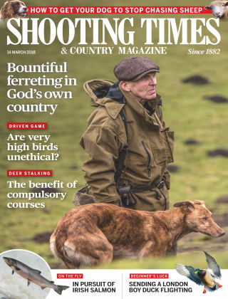 Shooting Times & Country Magazine 15th March  2018