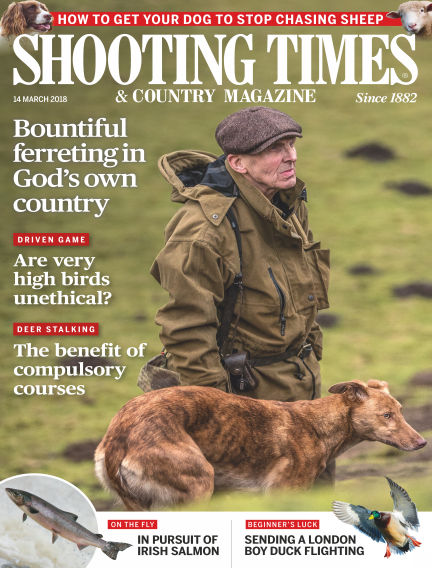 Shooting Times & Country Magazine March 15, 2018 00:00