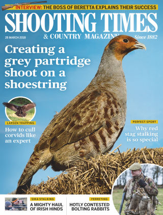 Shooting Times & Country Magazine 29th March 2018