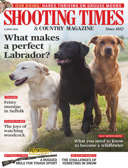 Shooting Times & Country Magazine April 12, 2018 00:00