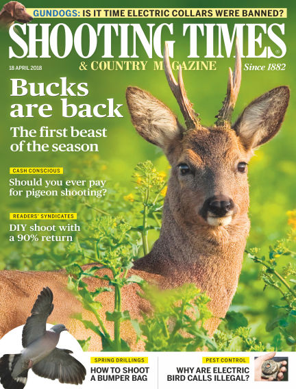 Shooting Times & Country Magazine April 19, 2018 00:00