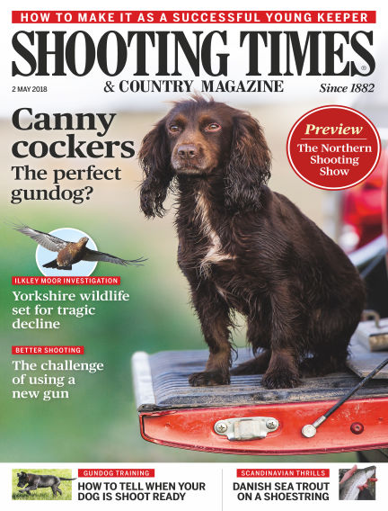 Shooting Times & Country Magazine May 03, 2018 00:00