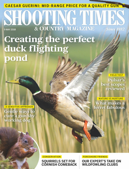 Shooting Times & Country Magazine May 10, 2018 00:00
