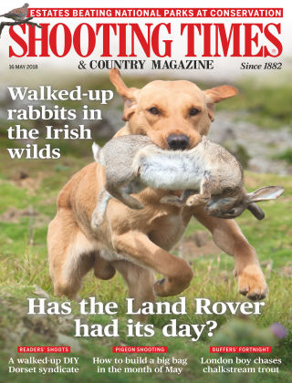 Shooting Times & Country Magazine 17th May 2018
