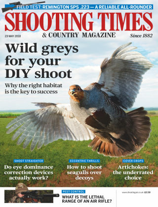 Shooting Times & Country Magazine 24th May 2018