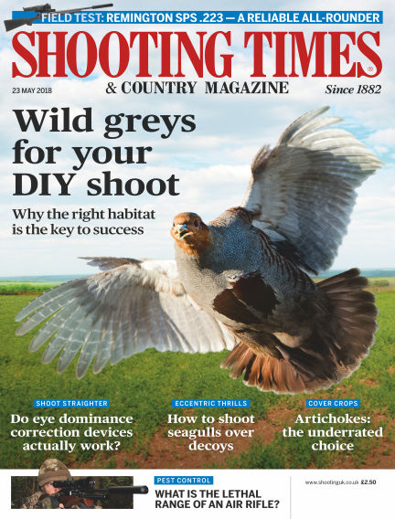 Shooting Times & Country Magazine May 24, 2018 00:00
