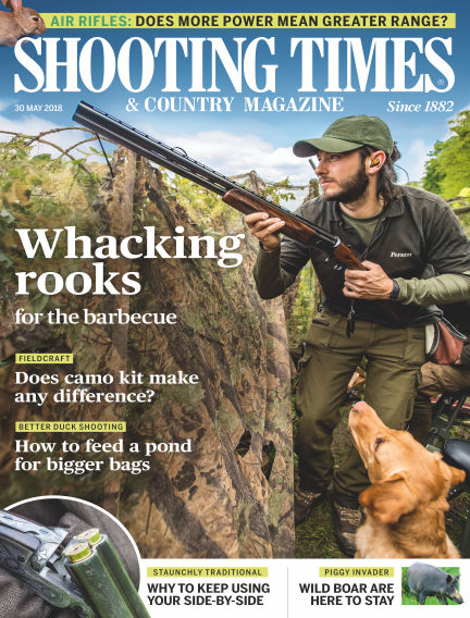 Shooting Times & Country Magazine May 31, 2018 00:00