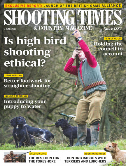 Shooting Times & Country Magazine June 07, 2018 00:00