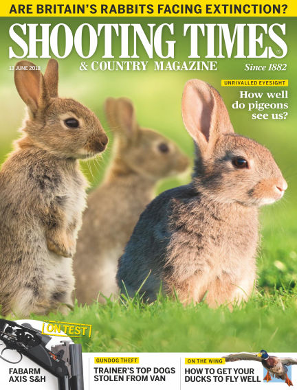 Shooting Times & Country Magazine June 14, 2018 00:00
