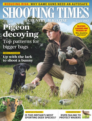 Shooting Times & Country Magazine 21st June 2018