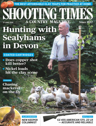Shooting Times & Country Magazine 27th June 2018