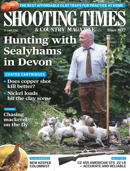 Shooting Times & Country Magazine June 27, 2018 00:00