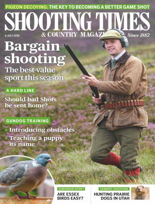 Shooting Times & Country Magazine 4th July 2018