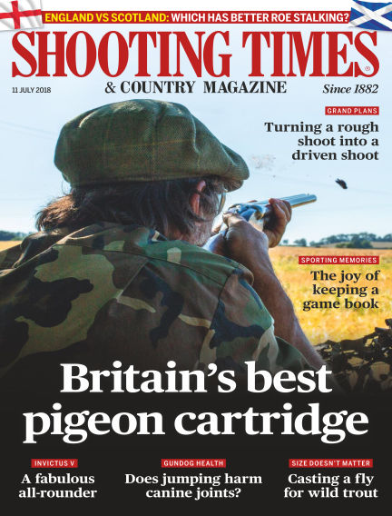 Shooting Times & Country Magazine July 11, 2018 00:00
