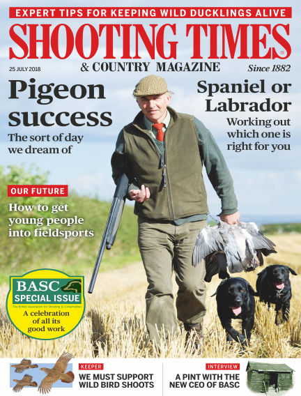 Shooting Times & Country Magazine July 25, 2018 00:00