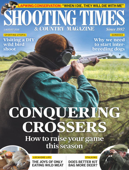 Shooting Times & Country Magazine August 01, 2018 00:00