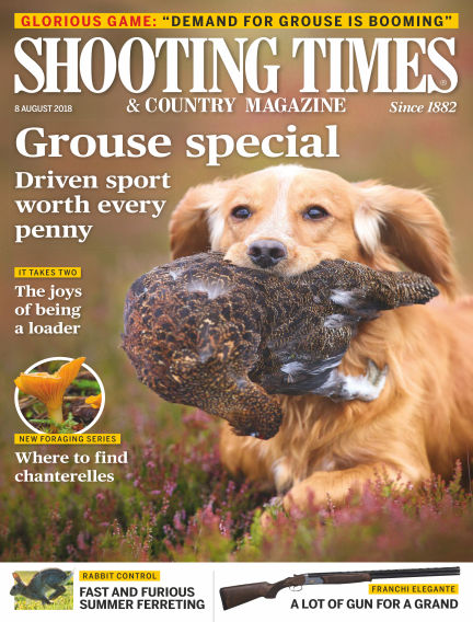 Shooting Times & Country Magazine August 08, 2018 00:00