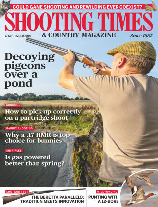 Shooting Times & Country Magazine 12th September 2018