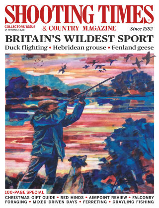 Shooting Times & Country Magazine Nov 14 2018