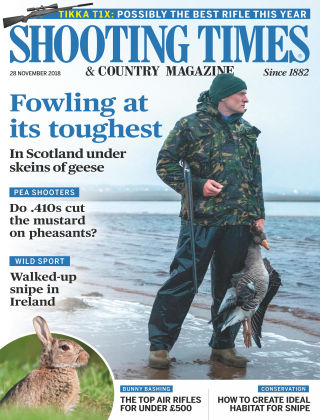 Shooting Times & Country Magazine Nov 28 2018